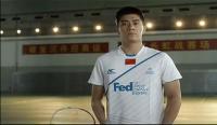 世界冠军教你打羽毛球 傅海峰 点杀