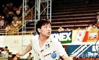 杨阳 四大天王 中国羽毛球网