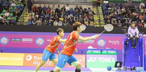 女双:尤尔/佩蒂森夺冠 中国羽毛球网